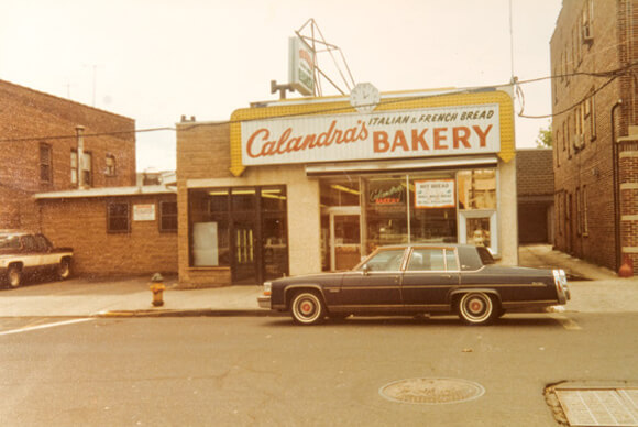 Calandra's Bakery original photo